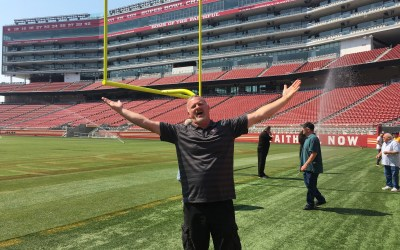 Sabbatical Part 3: Barry Tours Levi Stadium