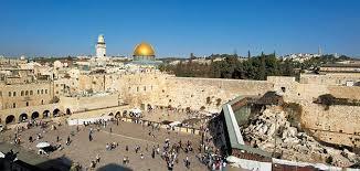 Sabbatical Part 6: Teaching Time in Jerusalem