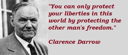 Image result for clarence darrow