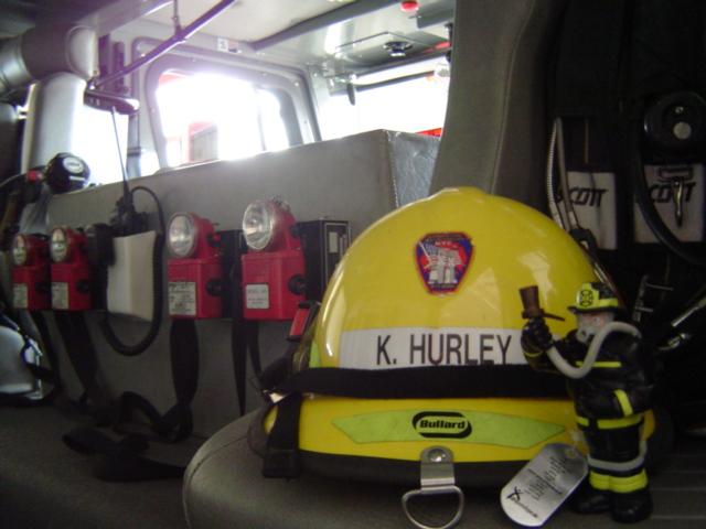 Rescue helmet