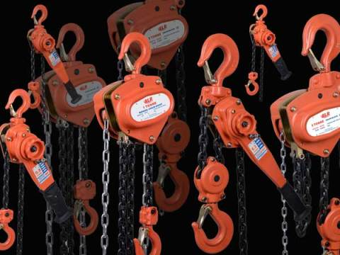 Chain & Lever Blocks