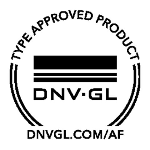 DNVGL.COM/AF APPROVED LOGO