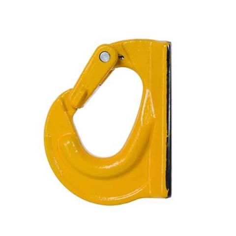G80 Weld-On Safety Excavator Hook THUMB
