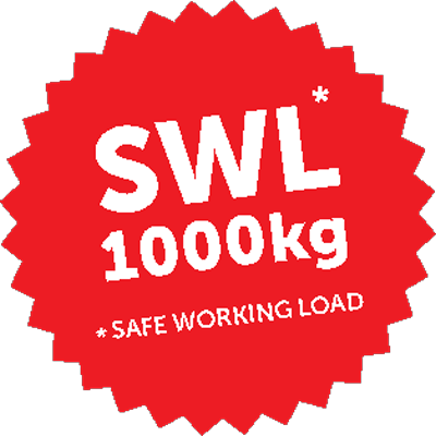 SWL 1000kg ICON