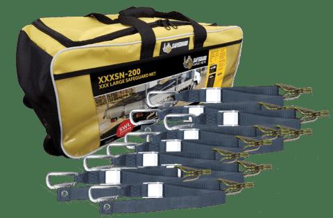 XXXSN-200 XXX Large Net Storage Bag & Straps