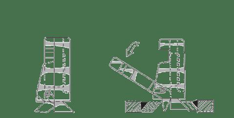 Lock N Lift Instruction Steps 1 & 2