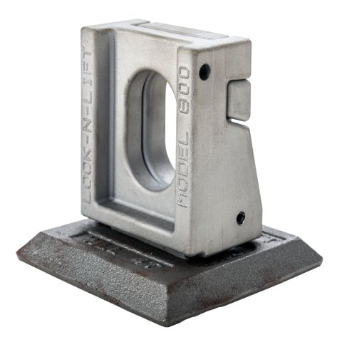 Lock N Lift with Weld-In Plate Perspective