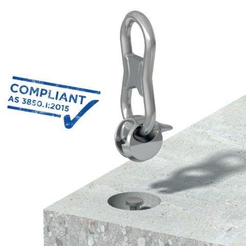 Unilift Locking Klaw Standard