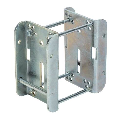 Quick Release Double Sided Universal Male Interface Bracket