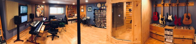 Barry Hartglass Studio Panorama