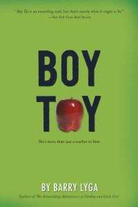 Boy Toy paperback