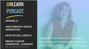 How Empathy Drives Innovation with Dr. Gail Lebovic