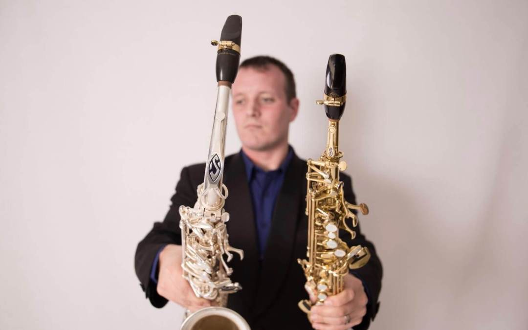 Matthew Lombard – South African Saxophonist – 18