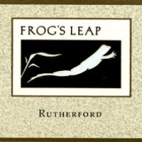 Frog's Leap, Rutherford, Cabernet Sauvignon - or - How She Accidentally Won First Place