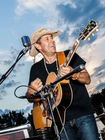 Barry Shapiro Performs at Denver Festival