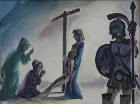 The Deposition by Barry Trower (1993).