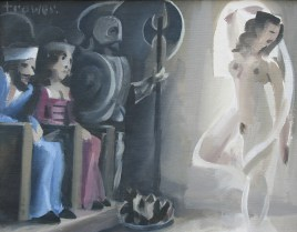 Salome Dancing by Barry Trower (1985).