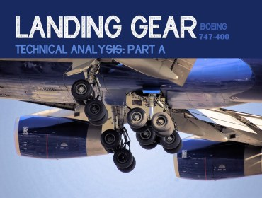 Project 'Landing Gear Part A' (Aviation year 2)