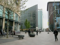 Cardiff is home to the second-largest John Lewis in the UK