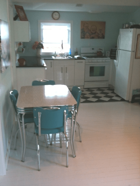 John S Retro Kitchen Table And Chairs