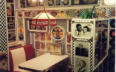 Thompson's 50s Room