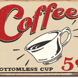 Schonberg - Coffee Scents Tin Sign