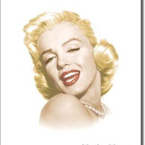 Monroe - Eternal Beauty Tin Sign