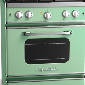 Big Chill Retro Stove - 30""