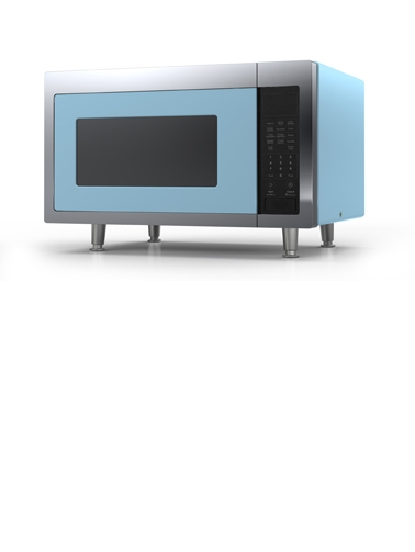 Big Chill Retro Microwave