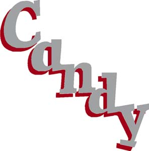 CAN-002 - Candy Decal for Front of Machine