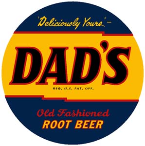 DAD-002 Deliciously Yours- Dad's Decal