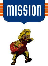 """Mission Man - 9.75"""" x 6.5"""""""