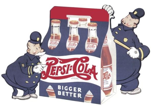 PEPSI:PEP-004-Pepsi Pete