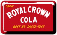 "RC Cola Decal - 9.75"" x 16"""