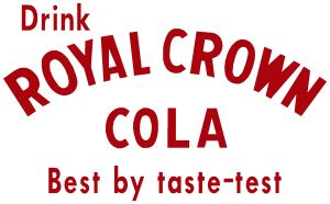 "Drink Royal Crown Cola - 10"" x 6.25"""