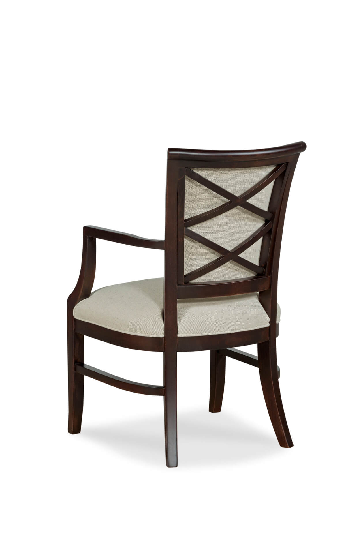 Mackay Upholstered Dining Arm Chair