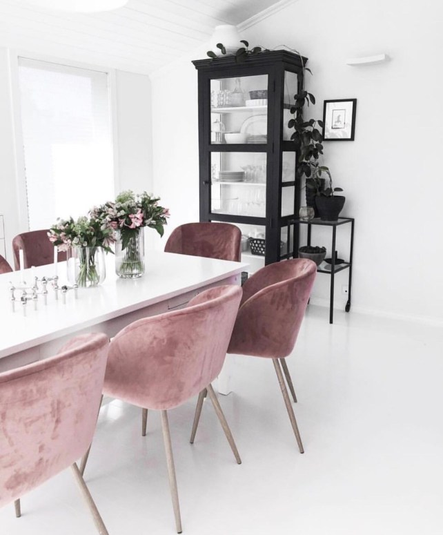 Blush Pink - Interior Design Trends of 2019