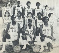 1976 Basketball Team