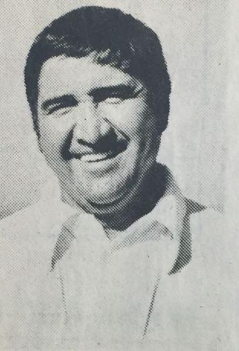 Al Canizales 1975