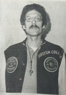 Coach Jim Parks 1975