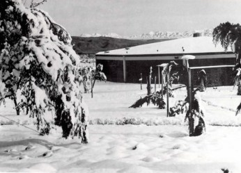 Heavy Snow on the PAC - Fall '65