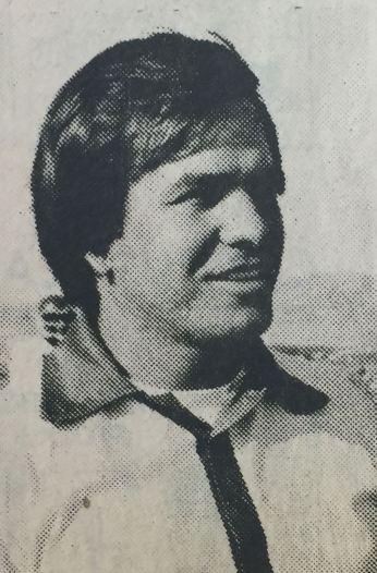 Ted Baca 1975