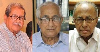 তিন জাতীয় অধ্যাপক