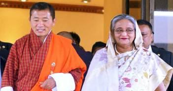 বাংলাদেশ-ভুটানের মধ্যে ৫ সমঝোতা স্মারক সই