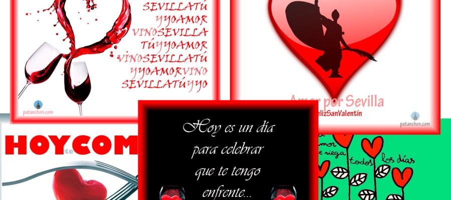 Feliz San Valentín: Tarjetas de Felicitación