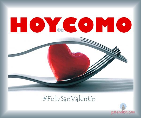 Feliz #SanValentín ...