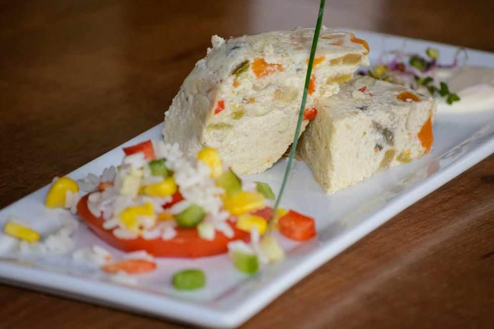 tapas frias pastel verdura