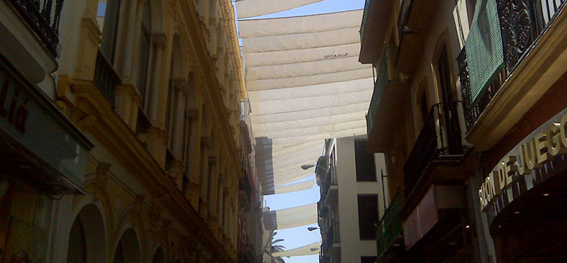awnings seville