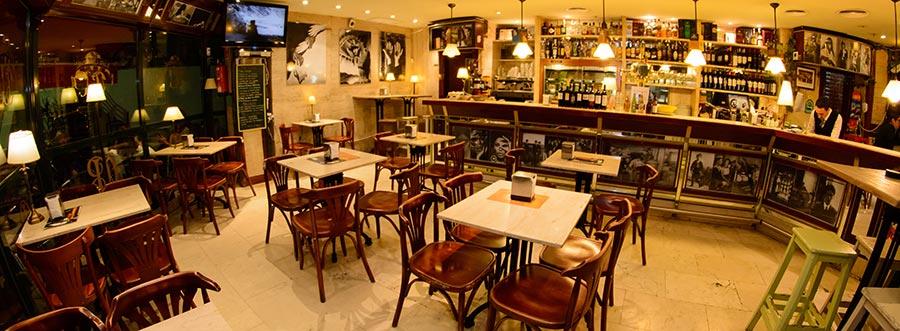 universal café seville