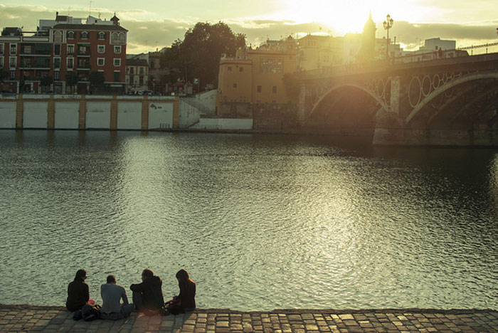 romantic date triana